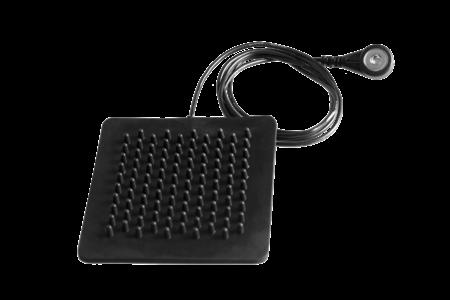 Electrode déportée