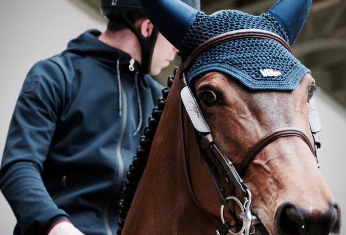 How to deal with your horse's anxiety during competitions ?