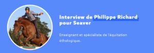 philippe richard, coach compétition et éthologie, champion de France des enseignants