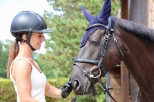 une bonne relation cheval cavalier pour de meilleur résultats en compétition et une équitation plus précise