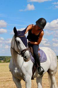 la base d'une bonne relation entre un cheval et l'homme est son bien-être, un cheval en bonne santé vous donnera sa confiance
