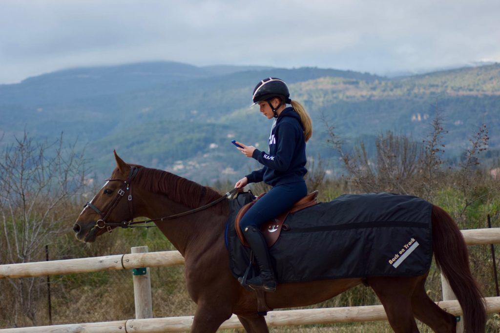 Seaver - équitation - innovation - Hightech